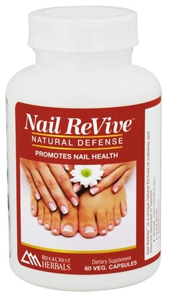 Zoom View - Nail ReVive Natural Defense