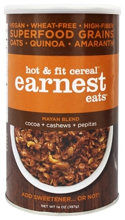 Zoom View - Hot and Fit Cereal Mayan Blend