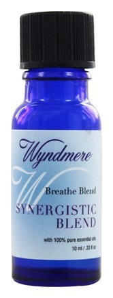 DROPPED: Wyndmere Naturals - Synergistic Blend Breathe Blend - 0.33 oz.