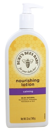 Zoom View - Baby Bee Nourishing Lotion Calming