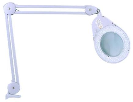 Zoom View - Natural Daylight Magnifying Clamp-On Lamp MAG10