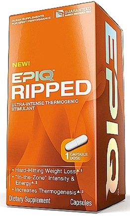 Zoom View - Ripped Ultra-Intense Thermogenic Stimulant