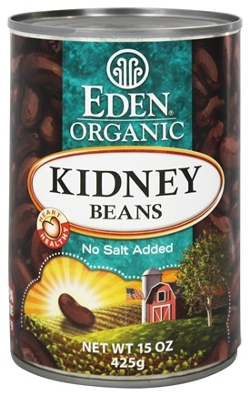 DROPPED: Eden Foods - Organic Kidney Beans - 15 oz.