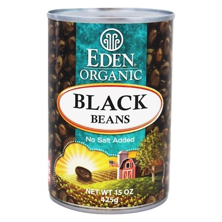 Zoom View - Organic Black Beans