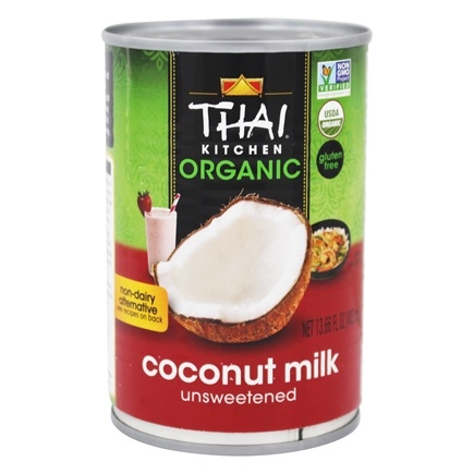 Thai Kitchen - Coconut Milk Organic Unsweeted - 13.66 oz.