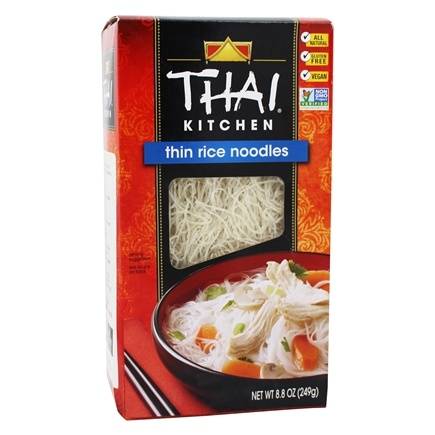 DROPPED: Thai Kitchen - Thin Rice Noodles Vermicelli-Style - 8.8 oz.