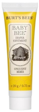 DROPPED: Burt's Bees - Baby Bee Diaper Ointment - 0.75 oz. Travel Size Mini
