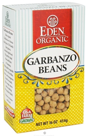 Zoom View - Organic Dry Garbanzo Beans
