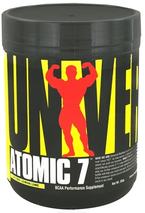 Zoom View - Atomic 7 BCAA Performance