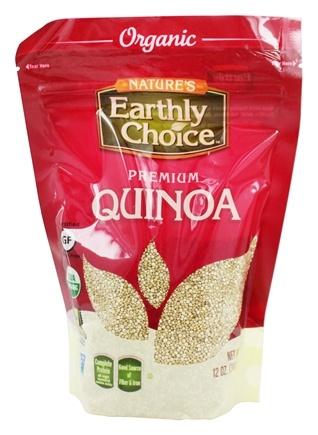 DROPPED: Nature's Earthly Choice - Organic Premium Quinoa - 14 oz.