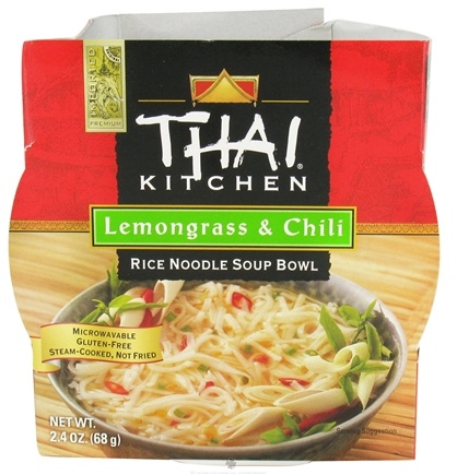 DROPPED: Thai Kitchen - Rice Noodle Soup Bowl Lemongrass & Chili - 2.4 oz.
