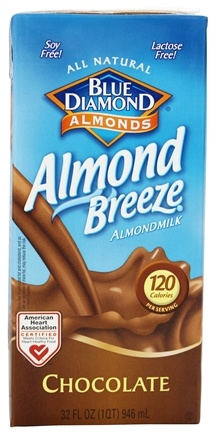 Blue Diamond Growers - Almond Breeze Almond Milk Chocolate - 32 oz.