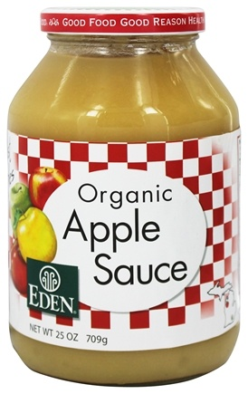 Zoom View - Organic Apple Sauce