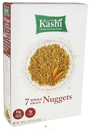 DROPPED: Kashi - 7 Whole Grain Nuggets - 20 oz. CLEARANCE PRICED