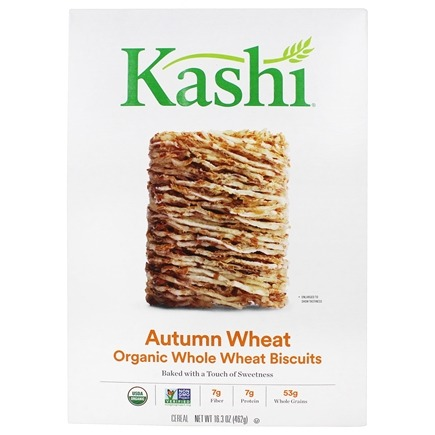 DROPPED: Kashi - Organic Cereal Autumn Wheat - 16.3 oz. CLEARANCE PRICED