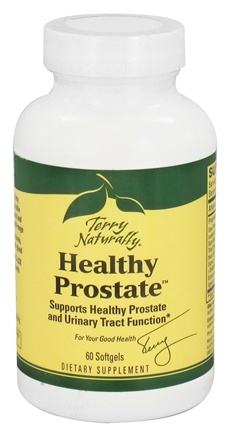 DROPPED: EuroPharma - Terry Naturally Healthy Prostate - 60 Softgels CLEARANCE PRICED