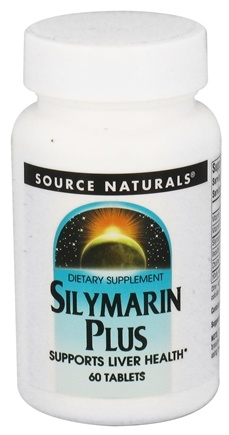 DROPPED: Source Naturals - Silymarin Plus - 60 Tablets CLEARANCE PRICED