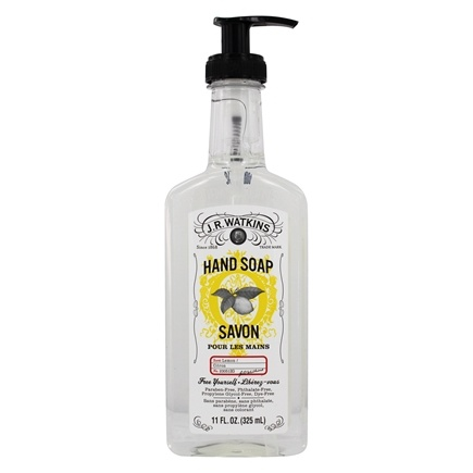 JR Watkins - Natural Home Care Hand Soap Lemon - 11 oz.