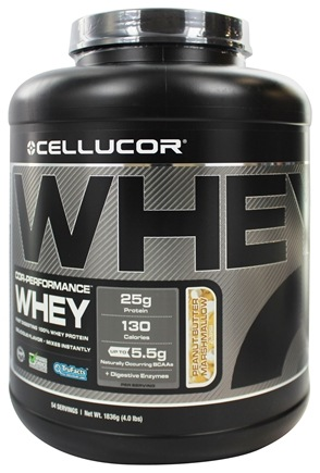 DROPPED: Cellucor - Cor-Performance Series Whey Peanut Butter Marshmallow - 4 lbs.