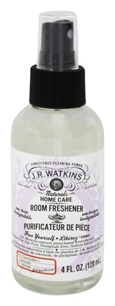 JR Watkins - Natural Home Care Room Freshener Lavender - 4 oz.