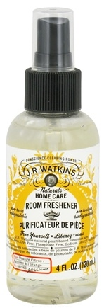 DROPPED: JR Watkins - Natural Home Care Room Freshener Orange Citrus - 4 oz.