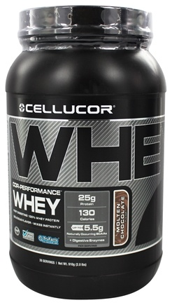 DROPPED: Cellucor - Cor-Performance Series Whey Molten Chocolate - 2 lbs.