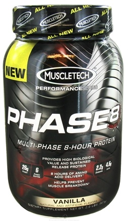 Zoom View - Phase8 Performance Series Multi-Phase 8-Hour Protein