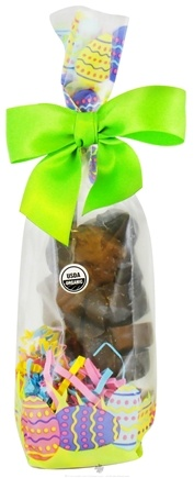 DROPPED: The Tea Room - Chocolate Bunnies & Duckies In Easter Bag With Ribbon - 3.6 oz.