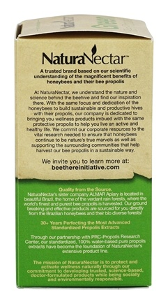 Green Bee Propolis - 60 Vegetable Capsule(s) by NaturaNectar