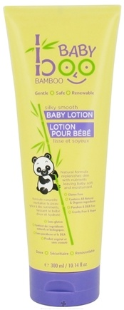 DROPPED: Boo Bamboo - Silky Smooth Baby Lotion - 10.14 oz.