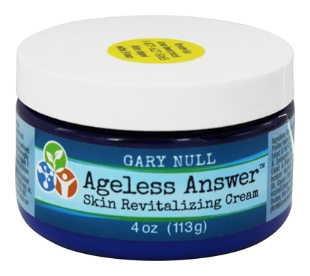 DROPPED: Gary Null's - Ageless Answer Moisturizer - 4 oz. Formerly Heavenly Skin Nighttime Refining Cream