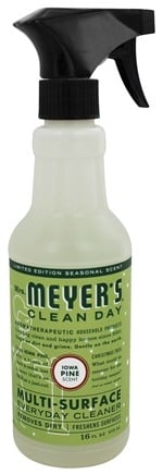 Mrs. Meyer's - Clean Day Multi-Surface Everyday Cleaner Iowa Pine - 16 oz.