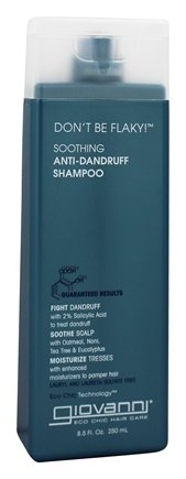 Zoom View - Shampoo Don't Be Flaky! Soothing Anti-Dandruff