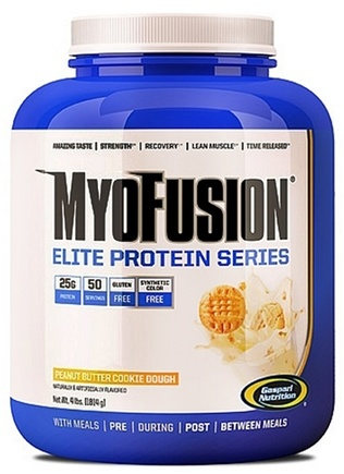 Zoom View - MyoFusion Elite Protein Series