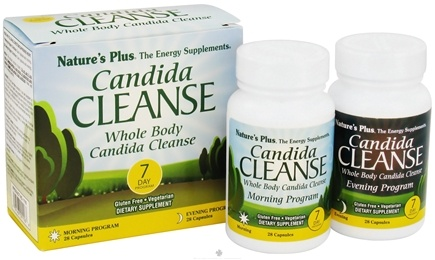 Zoom View - Candida Cleanse 7 Day Program
