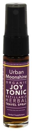DROPPED: Urban Moonshine - Organic Joy Tonic - 15 ml.