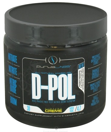 DROPPED: Purus Labs - D-Pol Custard Creme - 30 Serving(s) CLEARANCE PRICED