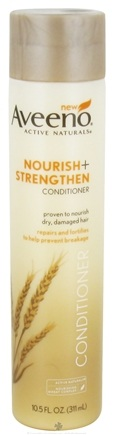 DROPPED: Aveeno - Active Naturals Conditioner Nourish + Strengthen - 10.5 oz.