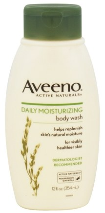 DROPPED: Aveeno - Active Naturals Body Wash Daily Moisturizing - 12 oz. CLEARANCE PRICED