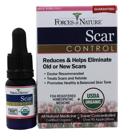 Forces Of Nature Scar Control Reviews