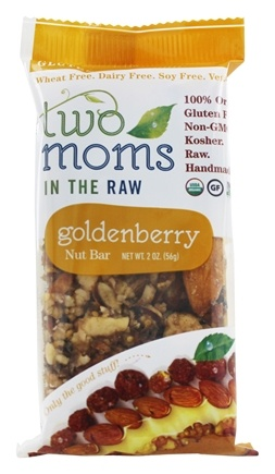 Zoom View - Gluten Free Organic Nut Bar