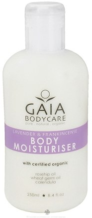 Zoom View - Gaia Bodycare Body Moisturizer