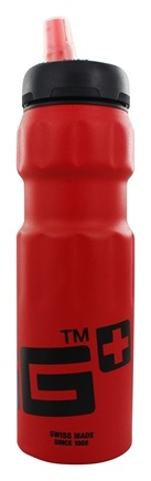 Sigg - Aluminum Water Bottle Active Top Dynamic Red Touch - 0.75 Liter CLEARANCE PRICED