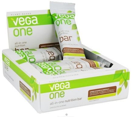 DROPPED: Vega - Vega One All-In-One Nutrition Bar Chocolate Almond - 2.2 oz.