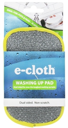 DROPPED: E-Cloth - Washing Up Pad - CLEARANCE PRICED