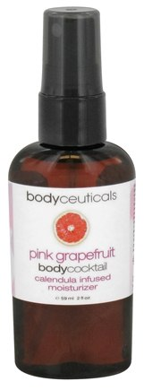 DROPPED: Bodyceuticals - Body Cocktail Calendula Infused Pink Grapefruit - 2 oz. CLEARANCE PRICED