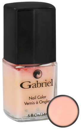 DROPPED: Gabriel Cosmetics Inc. - Nail Color Lotus - 0.5 oz. CLEARANCE PRICED