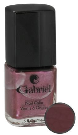 DROPPED: Gabriel Cosmetics Inc. - Nail Color Tahitian Orchid - 0.5 oz. CLEARANCE PRICED