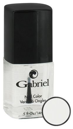 DROPPED: Gabriel Cosmetics Inc. - Nail Color Top Coat - 0.5 oz. CLEARANCE PRICED