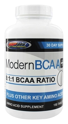 DROPPED: USP Labs - UNPUBLISHED Modern BCAA 8:1:1 Amino Acid Supplement - 150 Tablets